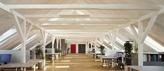 Velux office, Norge